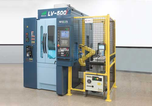 High Accuracy / Volume Manufacturing